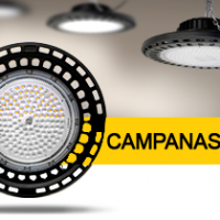 Campanes i Ufos Industrial Led