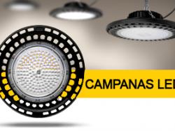 Campanes i Ufos Industrial 100W