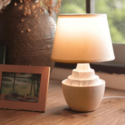 Llum Sobretaula Resina / Ceramica
